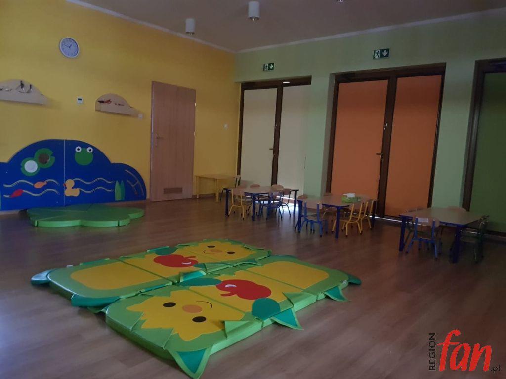 Żłobek, szkoły i przedszkola w Gminie Męcinka bezpieczne (FOTO, WIDEO)