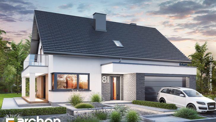 Zdecydowałeś się na budowę domu? Wybierz nowoczesny projekt domu i zacznij spełniać marzenia!