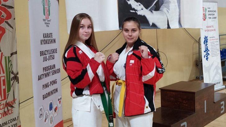 Lubińskie wojowniczki na Mistrzostwa Polski