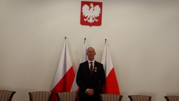 Minister docenił wychowawców Zakładu Poprawczego w Jerzmanicach Zdroju