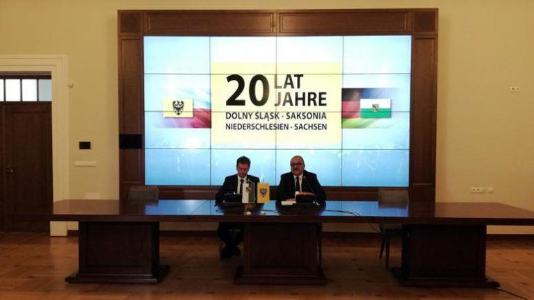Dolny Śląsk będzie mieć regionalne biuro w Dreźnie