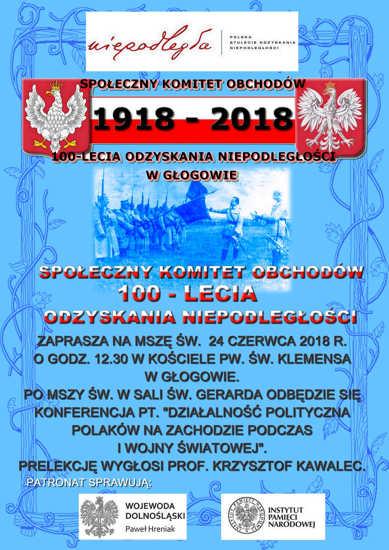 Wykład o najnowszej historii w Głogowie