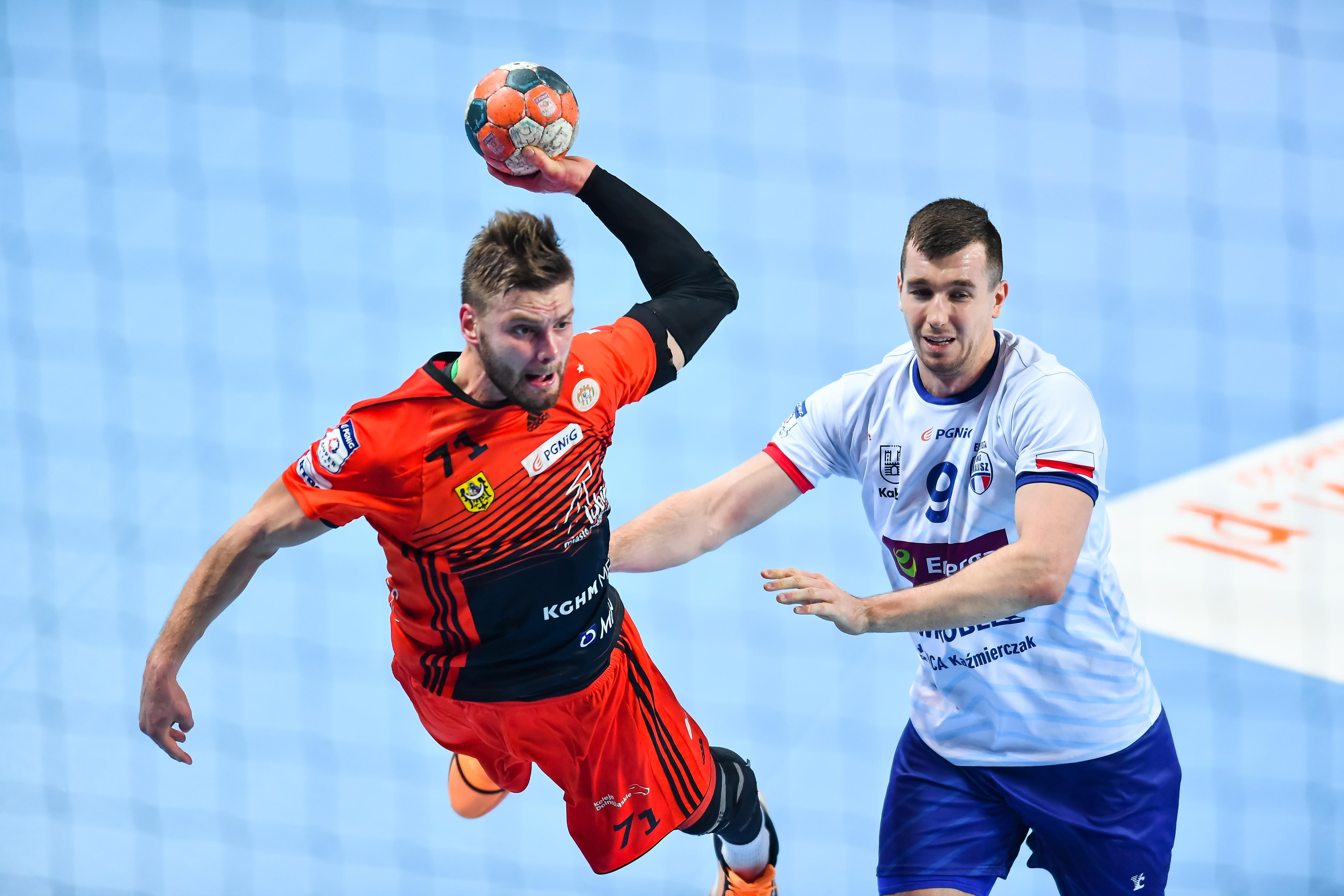 Miedziowi zagrają zaległy mecz w Szczecinie