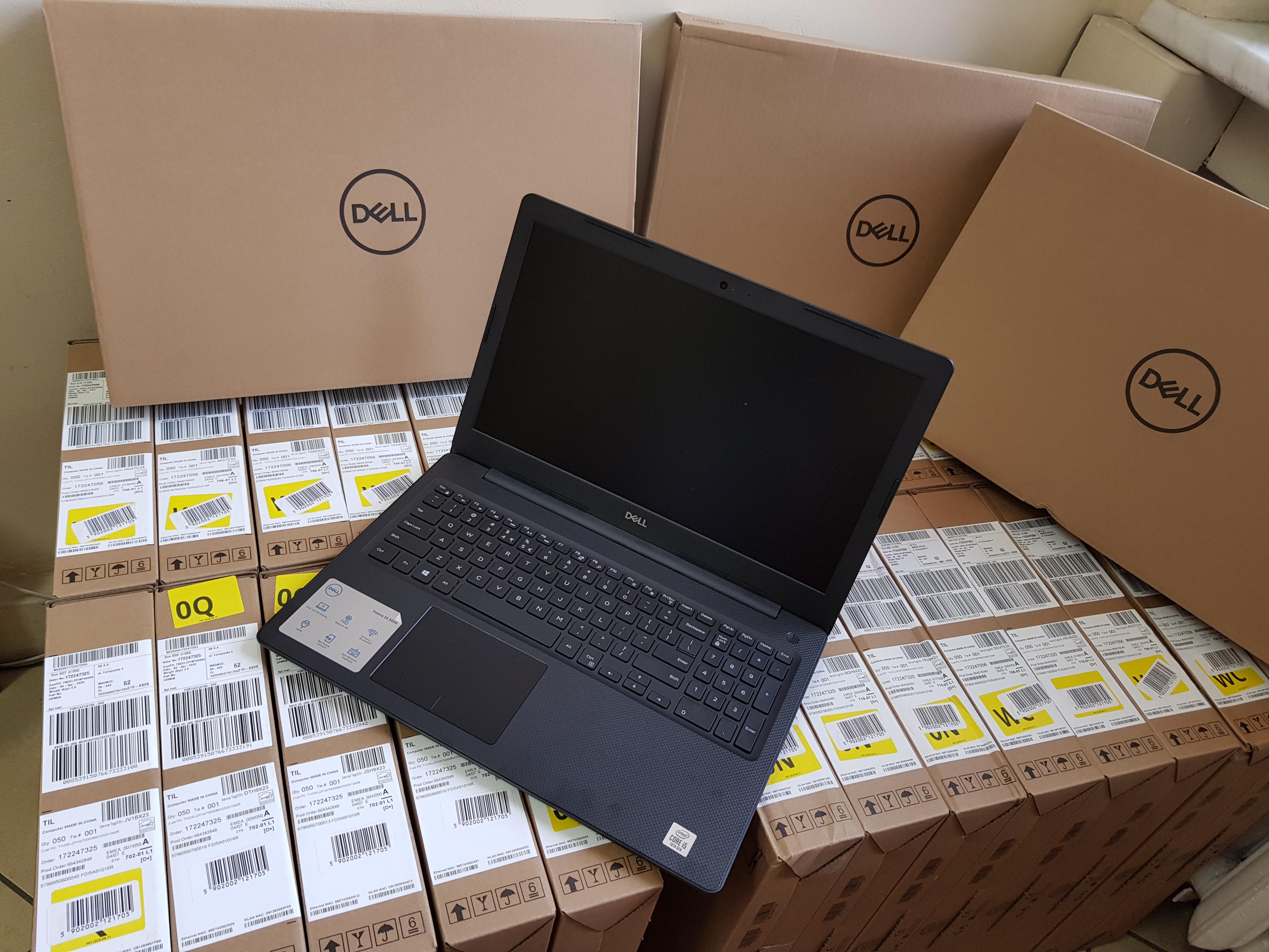 Dostali laptopy do zdalnej nauki