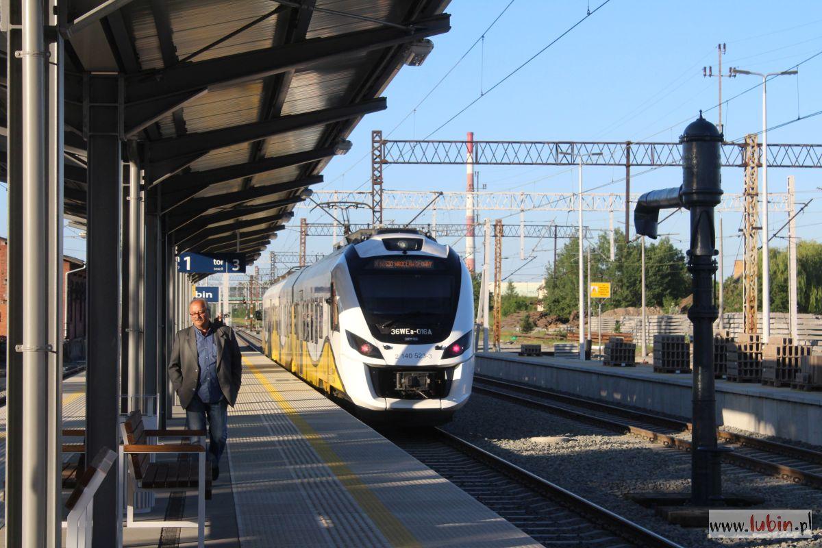 KD przywracają pociągi