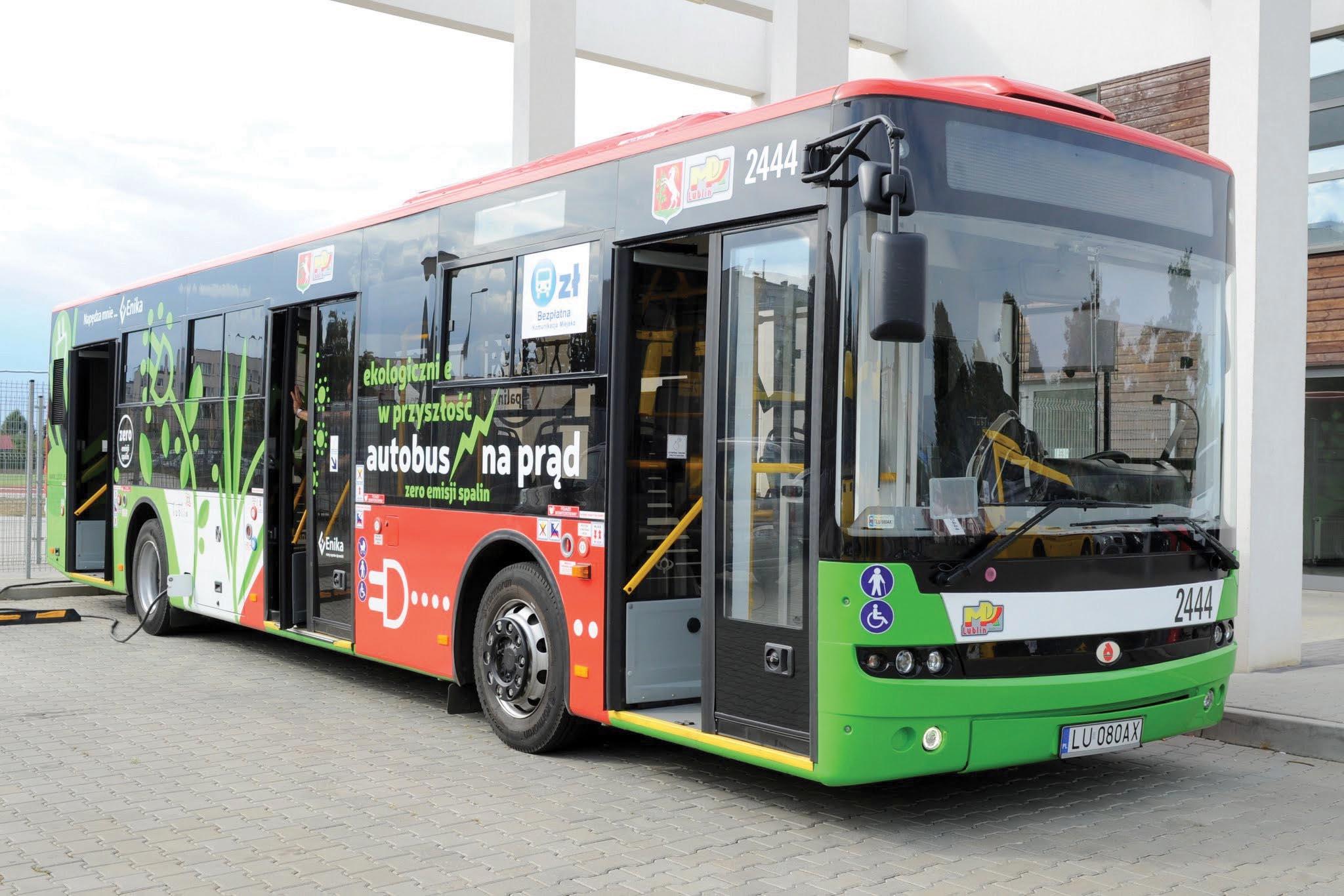 Będą nas wozić elektryczne autobusy (WIDEO)