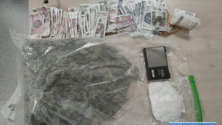 Narkotyki, waga i gotówka-przepis na biznes?