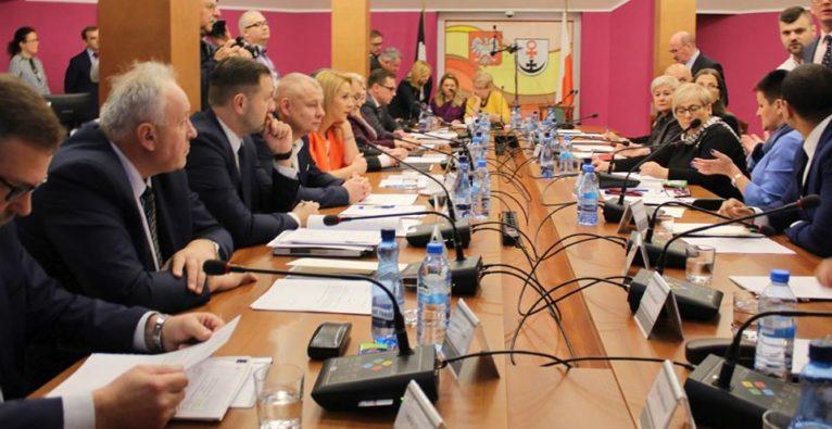 Pierwszy rok kadencji rady powiatu