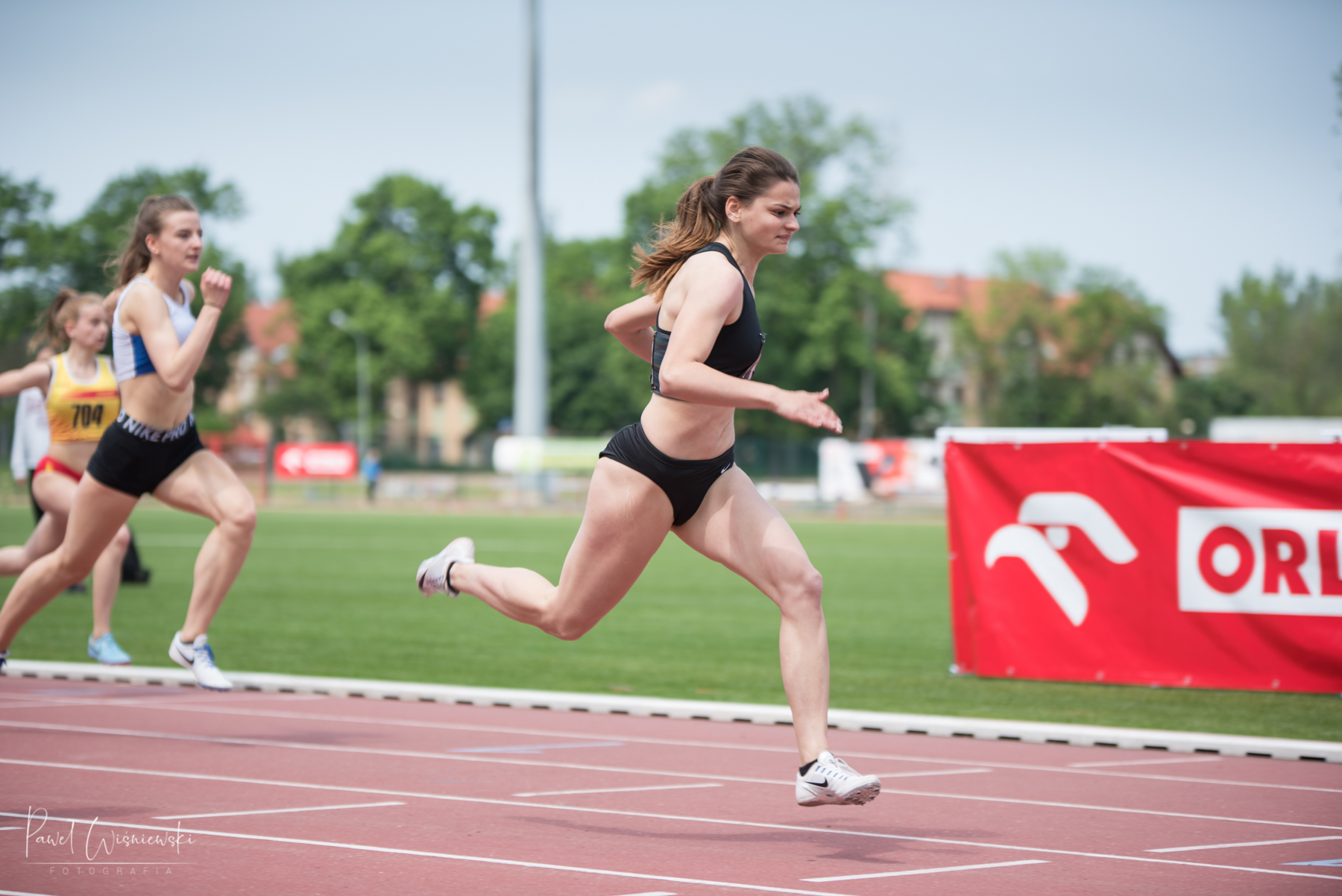 Szybkie bieganie w Bielsku Białej