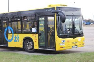 Autobus powiatowe przewozy pasażerskie