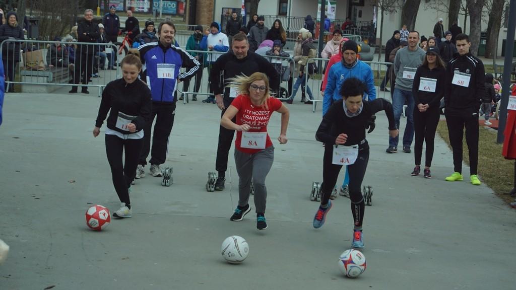 Biegli po zdrowie (WIDEO, FOTO)