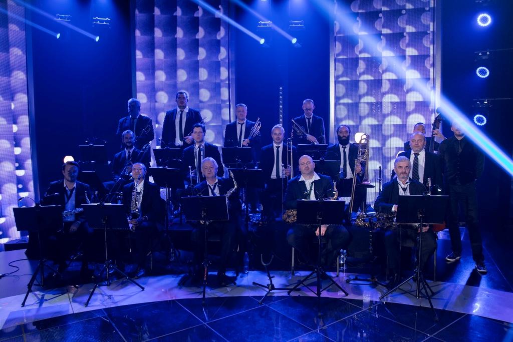 Bal jazzowy w teatrze