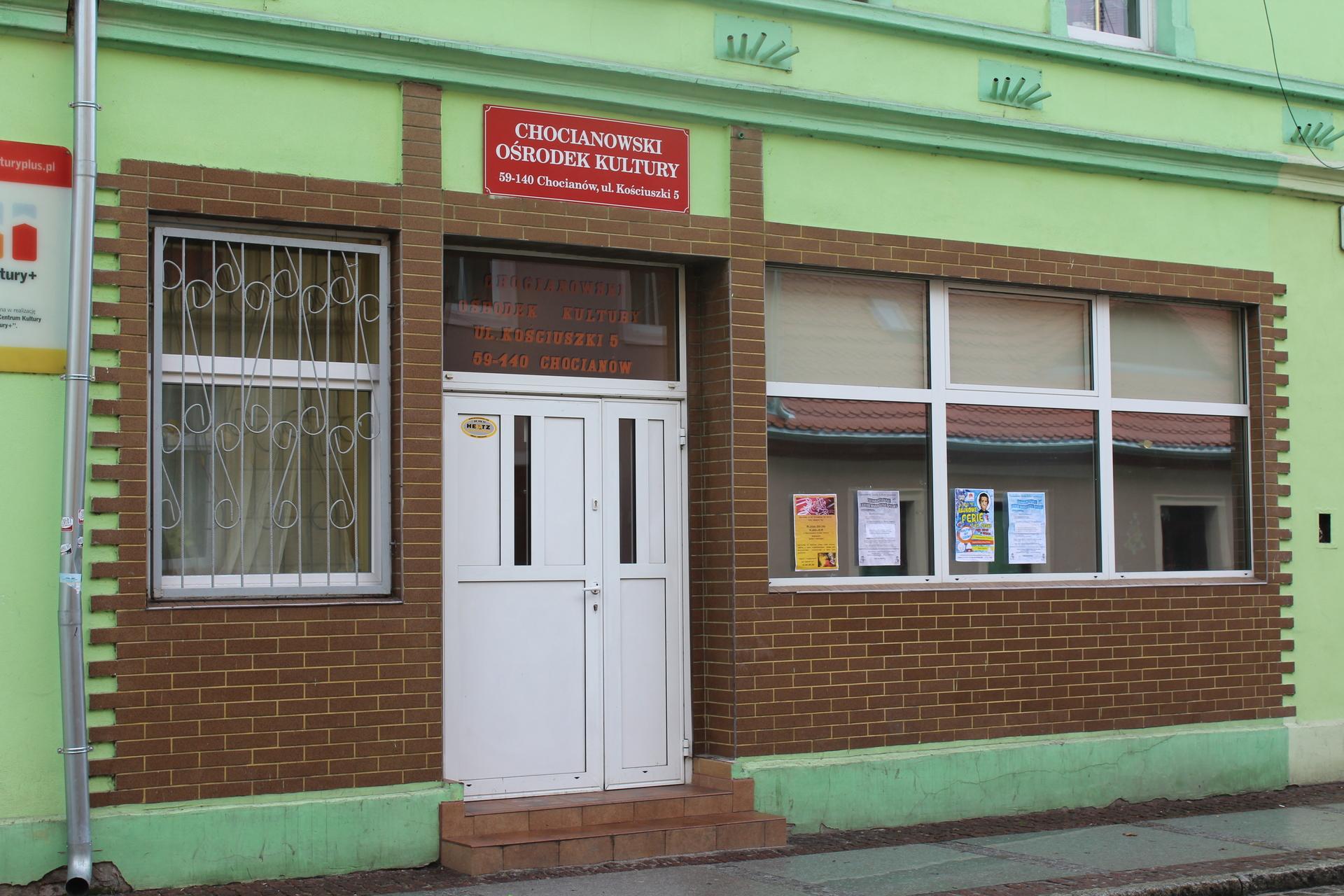 W Chocianowie ruszył sztab WOŚP