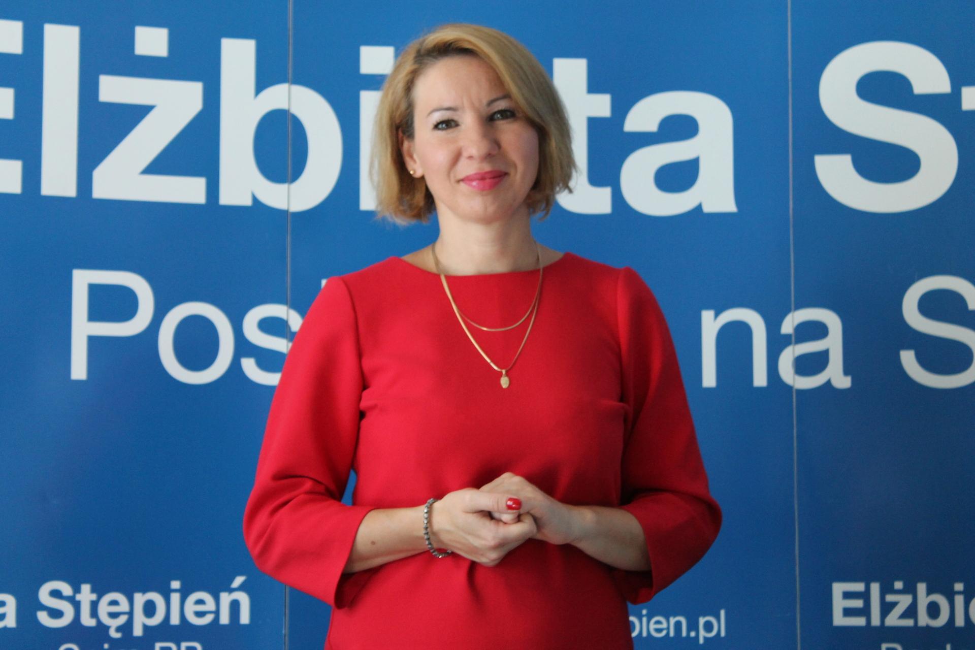 Posłanka Stępień na liście kandydatów do europarlamentu