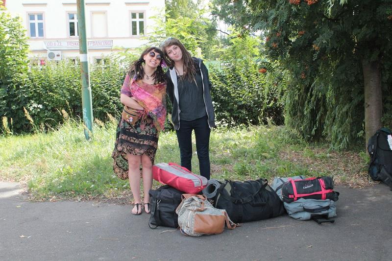 LUBIN/REGION. Jedzie pociąg na Woodstock! Ruszyli z Lubina (AKTUALIZACJA, FOTO, WIDEO)