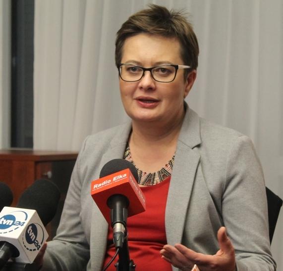 Lubnauer o sile kobiet nie tylko w polityce (WIDEO, FOTO)