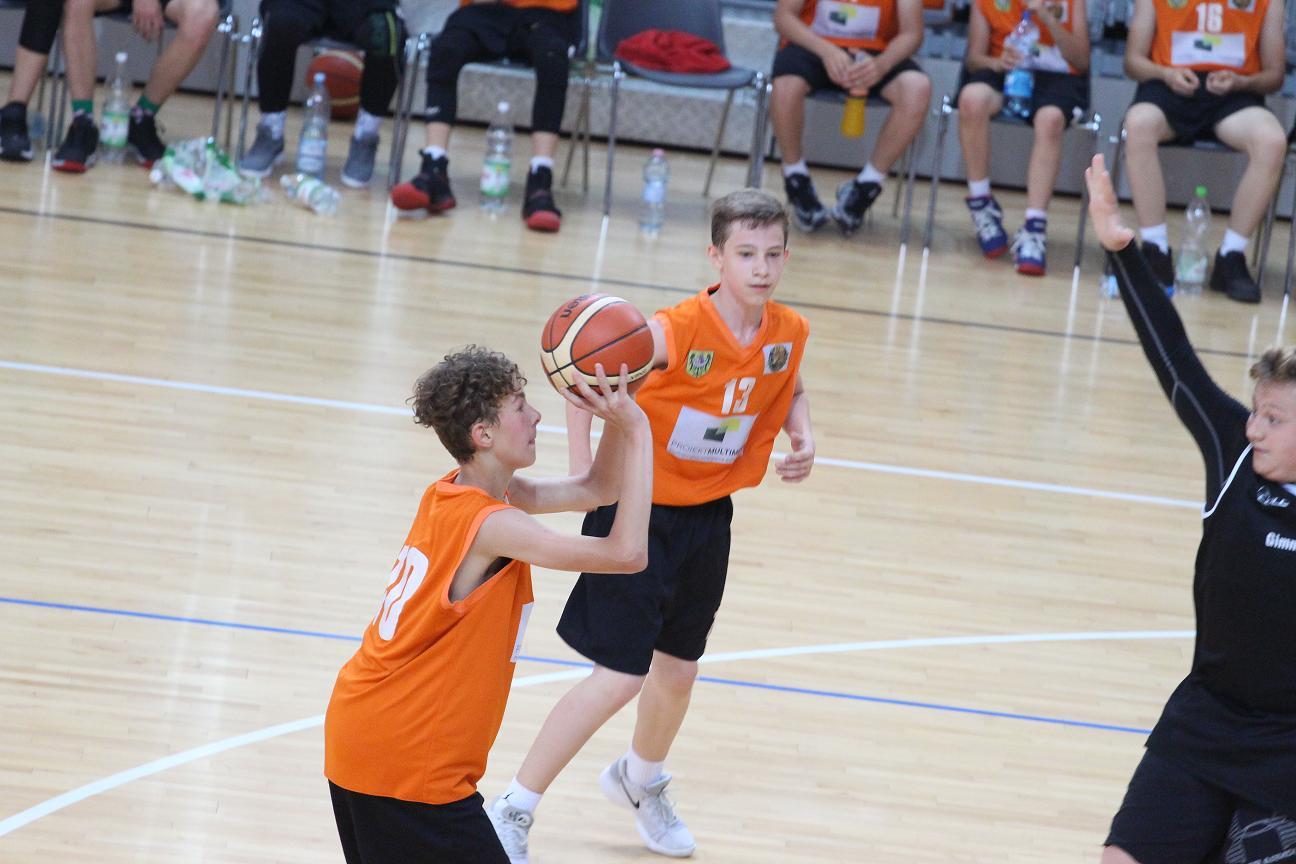 Drugi Turniej Koszykówki Młodzieżowej