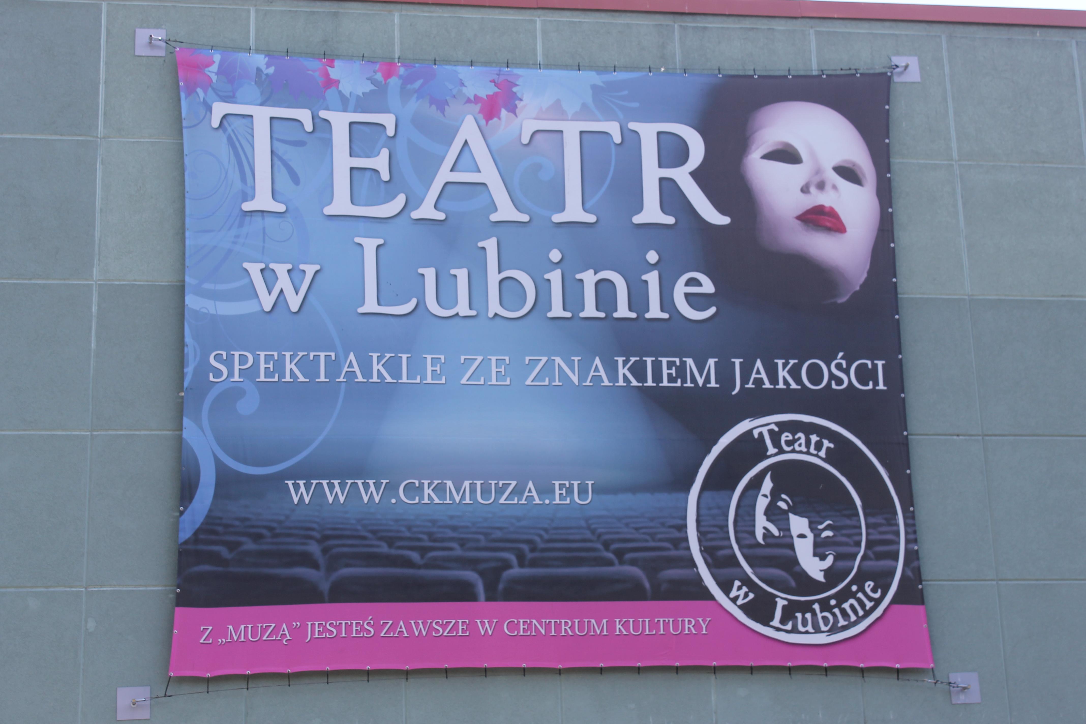 LUBIN. Wielkie zainteresowanie tegoroczną Jesienią Teatralną