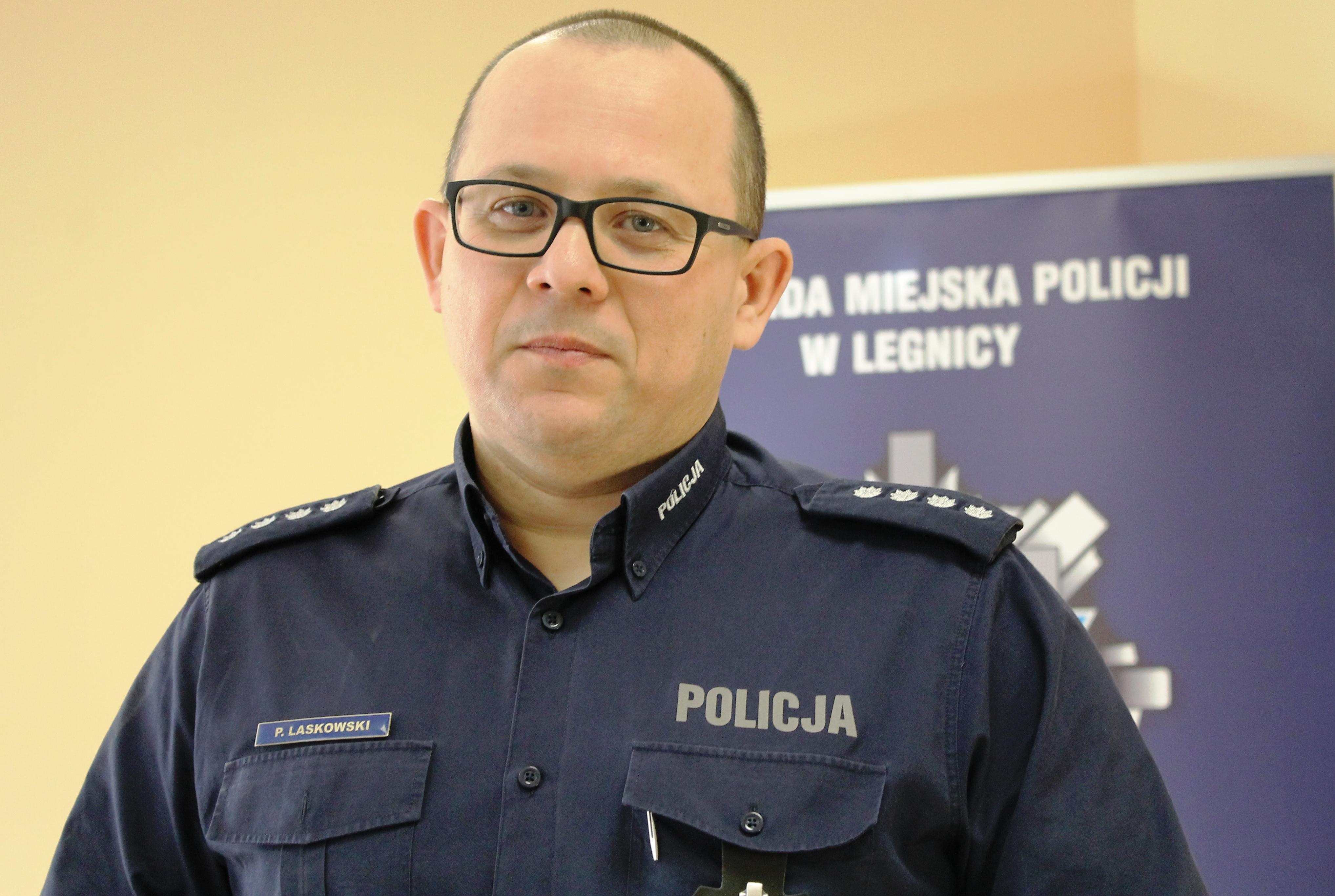 LEGNICA. Nowy wiceszef policji (WIDEO)