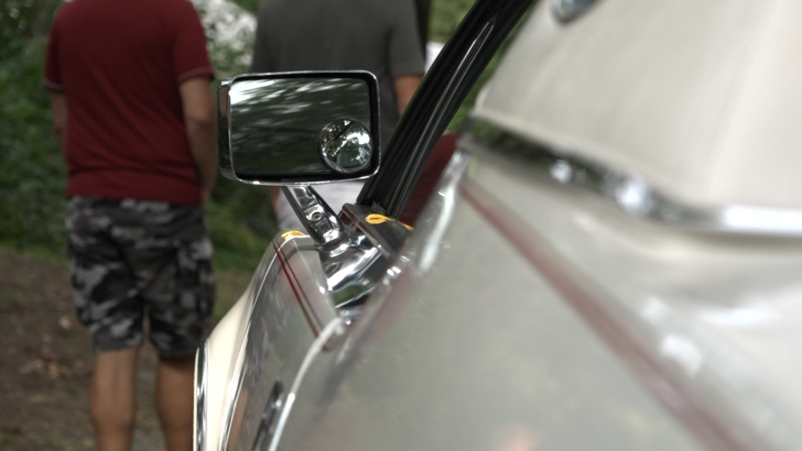 Zabytkowe pojazdy zachwycały w parku leśnym