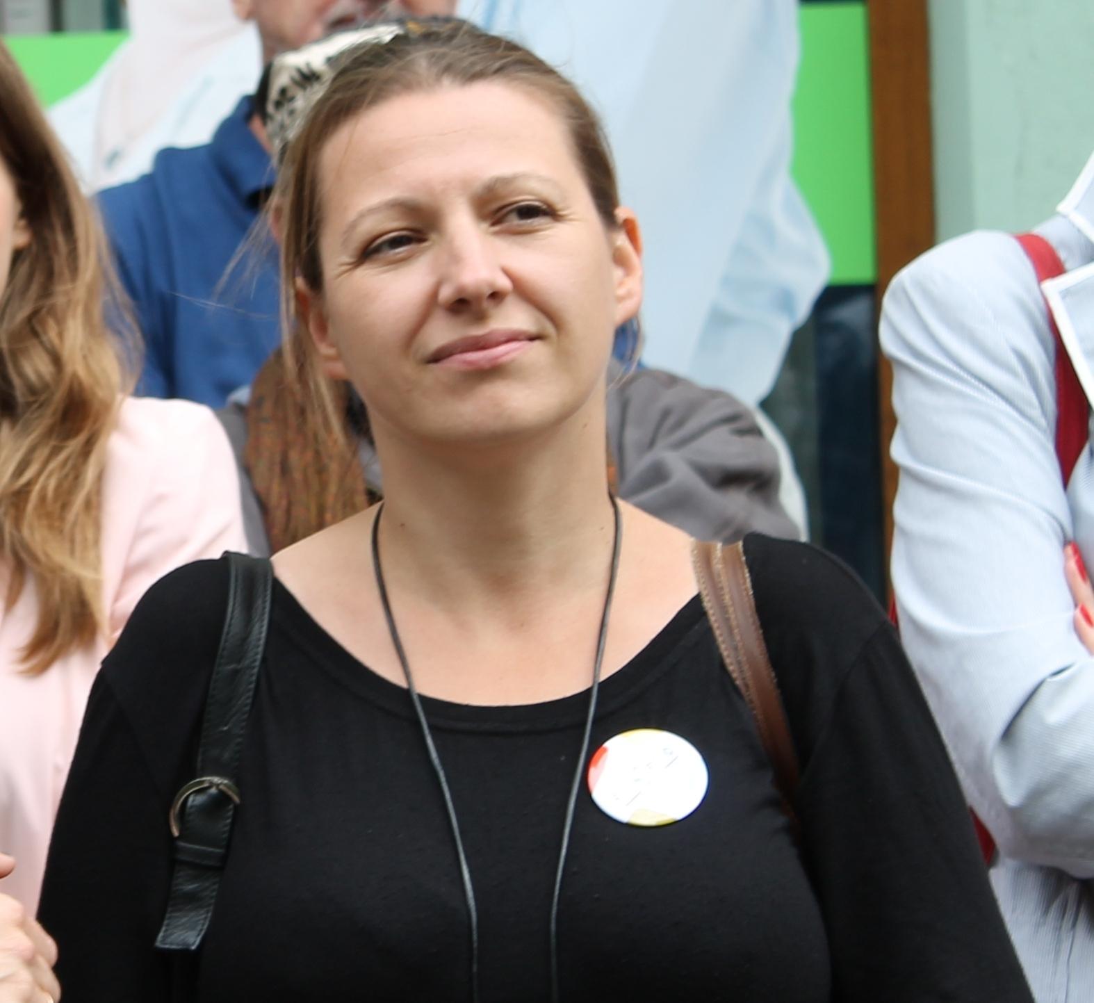 Justyna Teodorczyk zastąpi Zbigniewa Kraskę