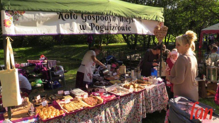 Gospodynie zaprosiły na festyn (FOTO, WIDEO)