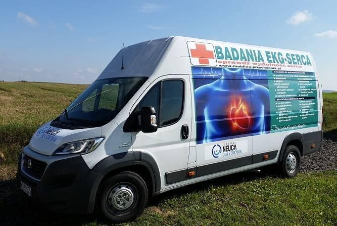 Kardiobus przyjedzie do Głogowa