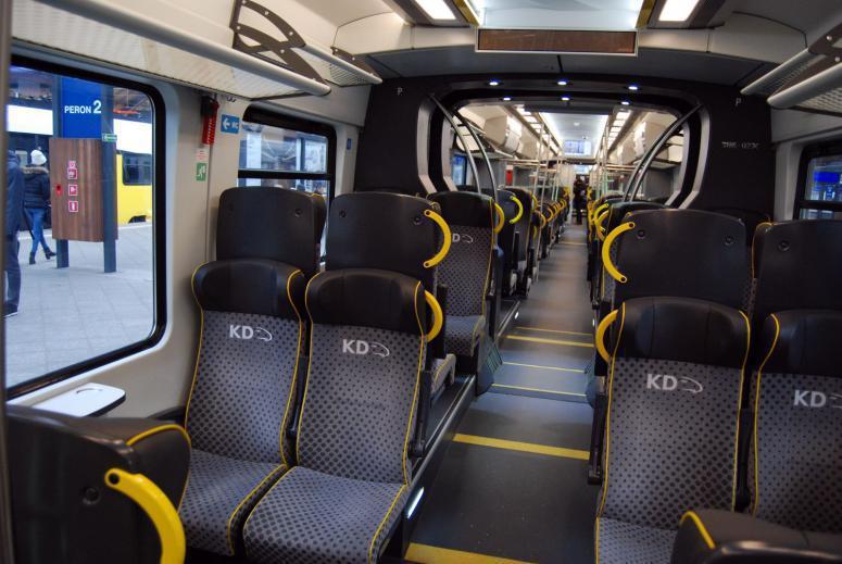 Coraz więcej tras kolejowych w regionie. Nowe kursy m.in. z Lubina