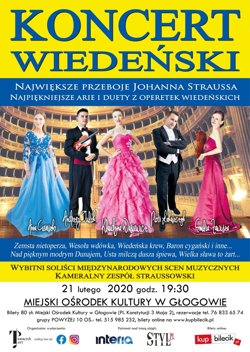 Wiedeńskie echa w Głogowie