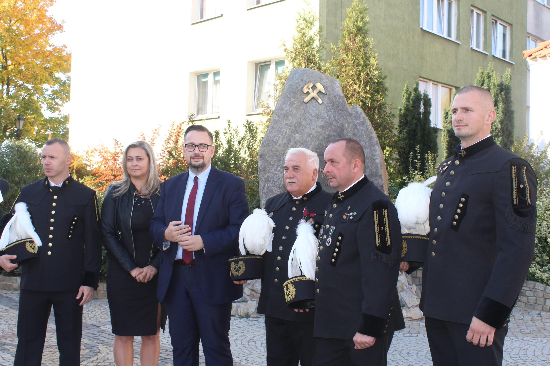 Polkowicki Rynek i tradycje górnicze w kampanii wyborczej