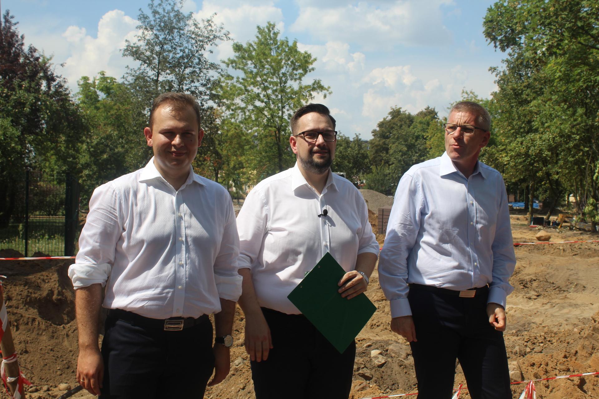 Chcą odwołania wiceburmistrza gminy Polkowice (FOTO)
