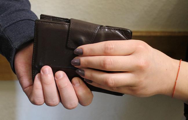 GŁOGÓW. Ukradła portfel, bo… jej się spodobał (WIDEO)