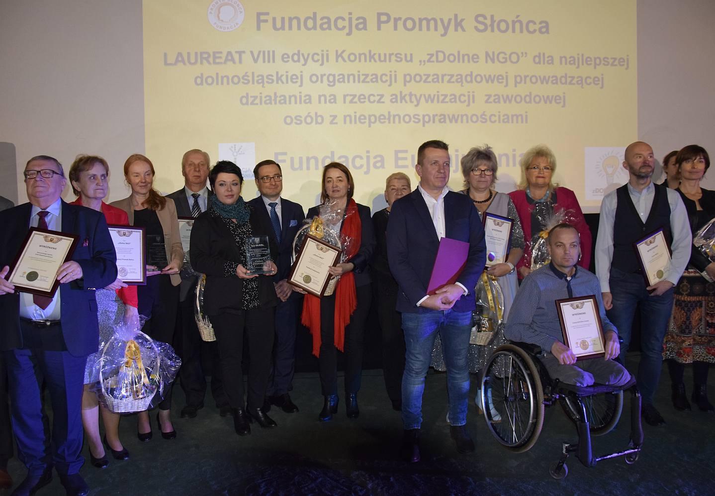 zDolne NGO nagrodzone