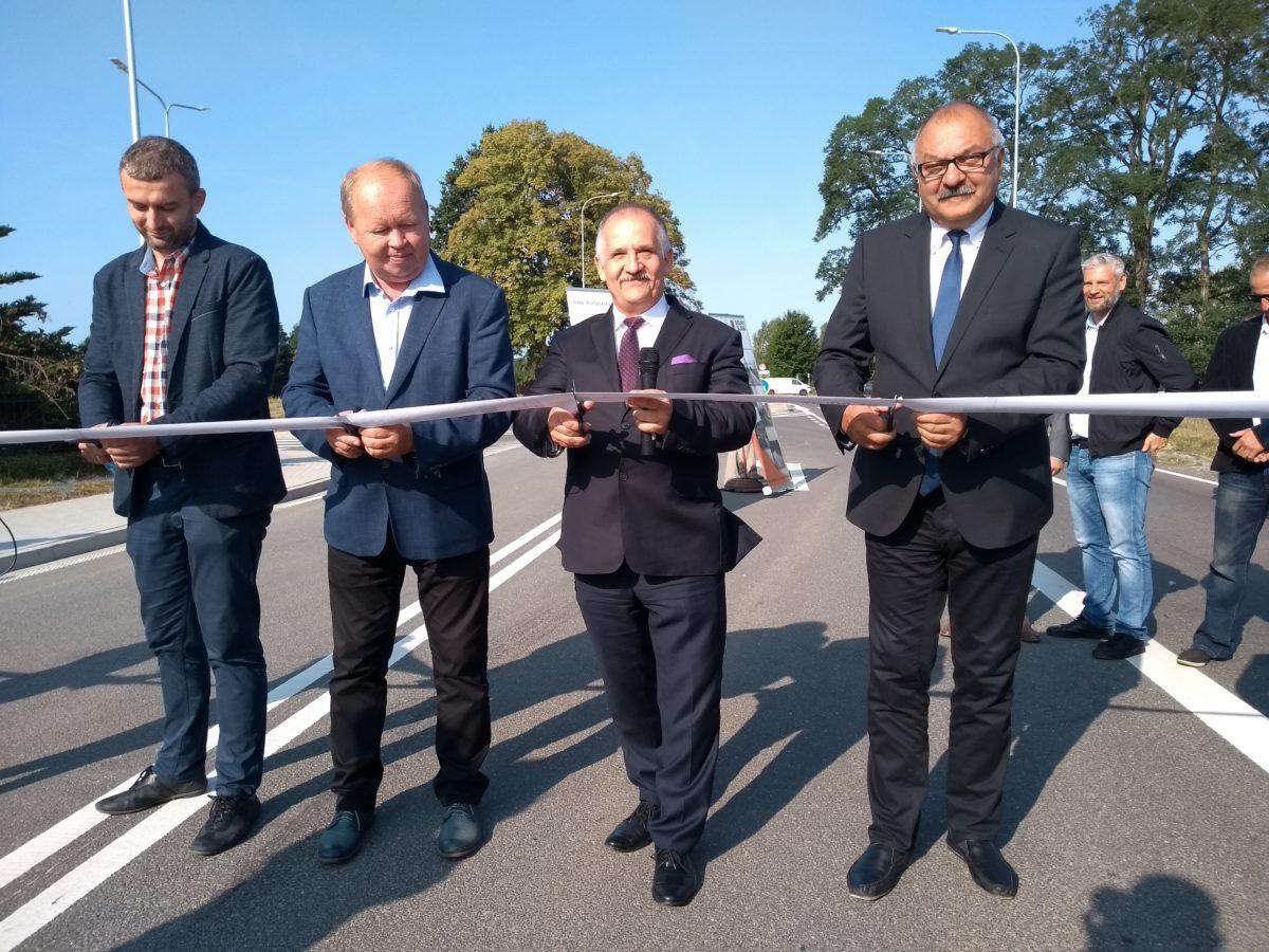 Dwie obwodnice i 8 km drogi oddane do użytku (FOTO)