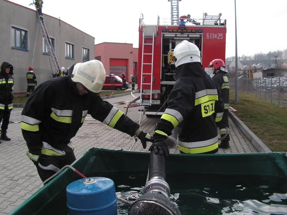 Podwyżki dla strażaków z OSP w Legnickim Polu