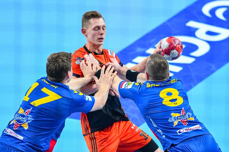 Ogromne emocje w Lubinie, znów karne w meczu Zagłębia! (FOTO)