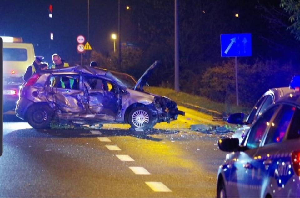 Tragiczny finał wypadku w Legnicy