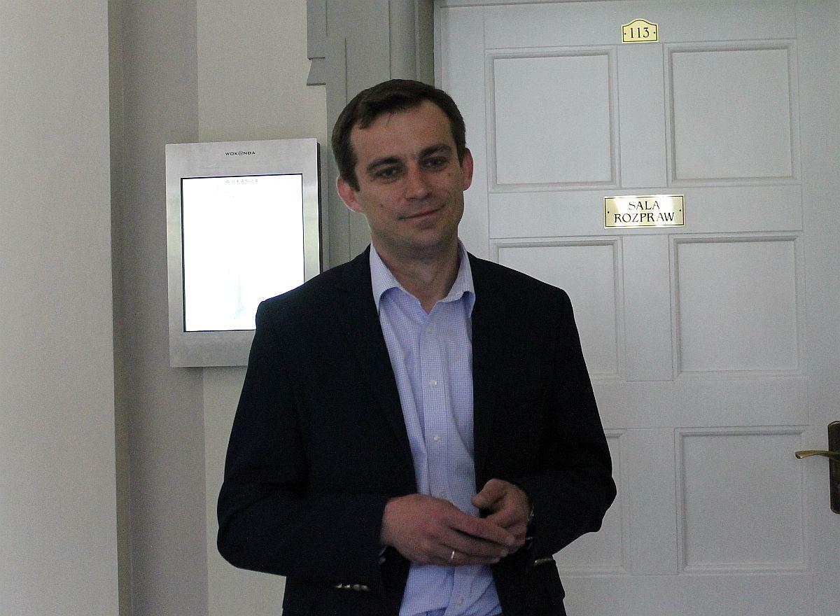 Sąd zajmie się zażaleniem ws. śmierci radnego Pawła Chruszcza