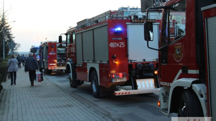 W pożarze przy ul. Orlej zginęła kobieta