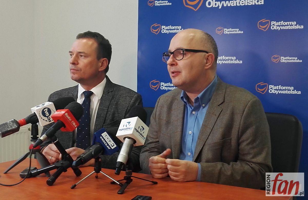 """Borys """"jedynką"""" Koalicji Obywatelskiej"""