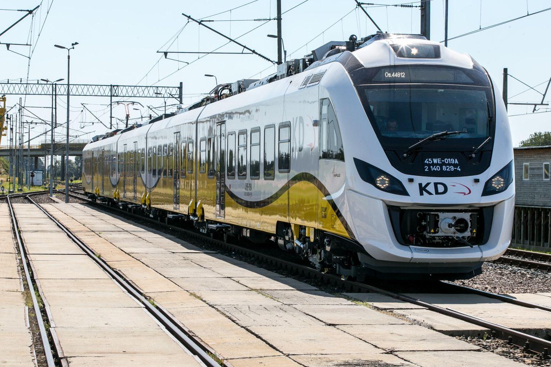 Koronawirus: Od jutra dużo mniej pociągów
