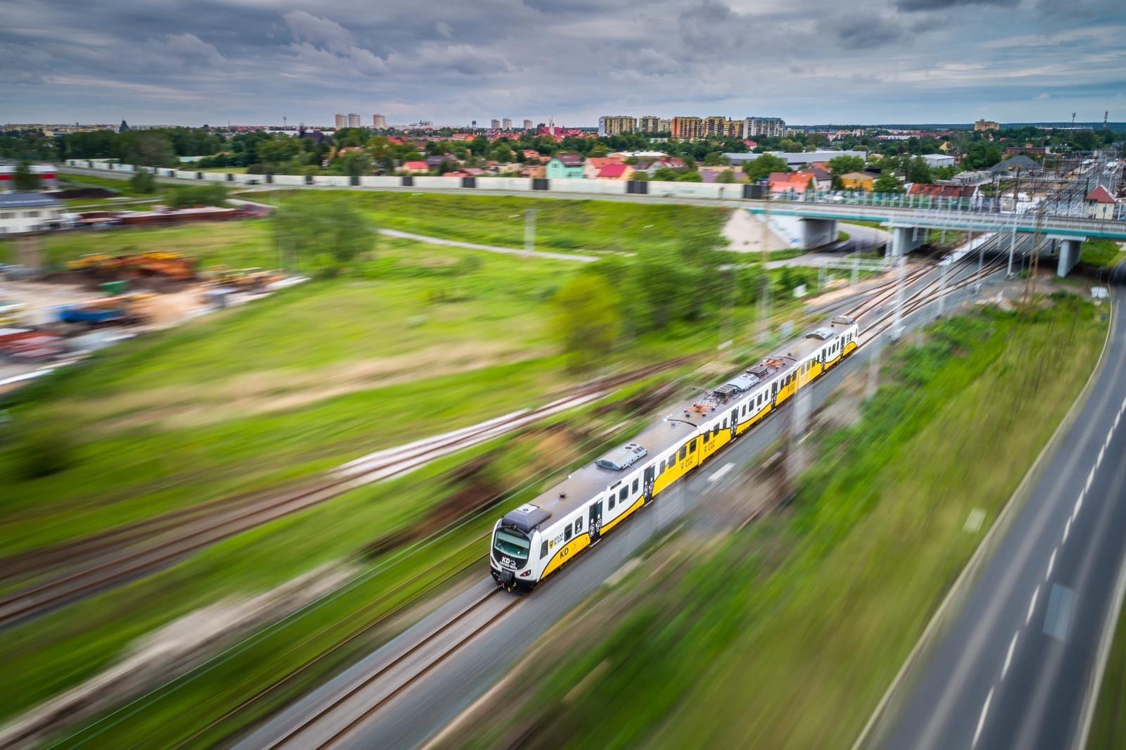 52 pociągi wrócą na tory