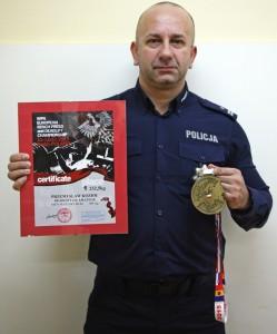 Policjant - mistrz