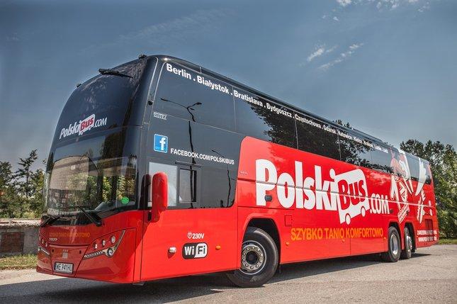 Polskim Busem nad Bałtyk