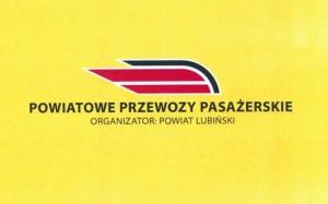 Przewozy powiatowe - logo