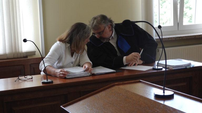 Ciąg dalszy sądowych batalii z MOK-iem (WIDEO)