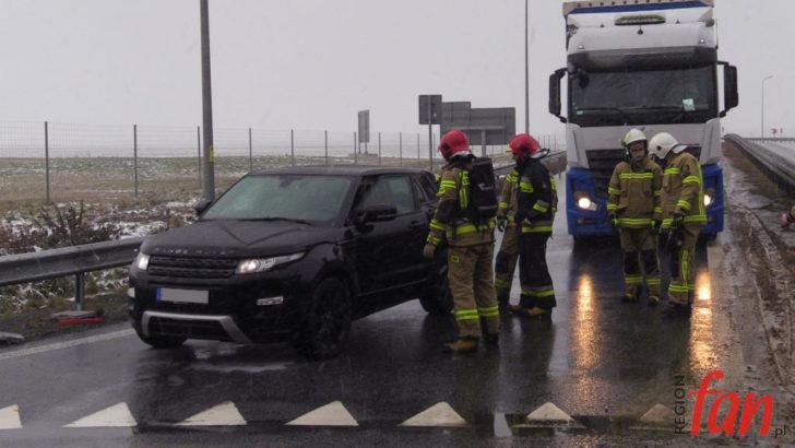Ewakuacja z Land Rovera (WIDEO)