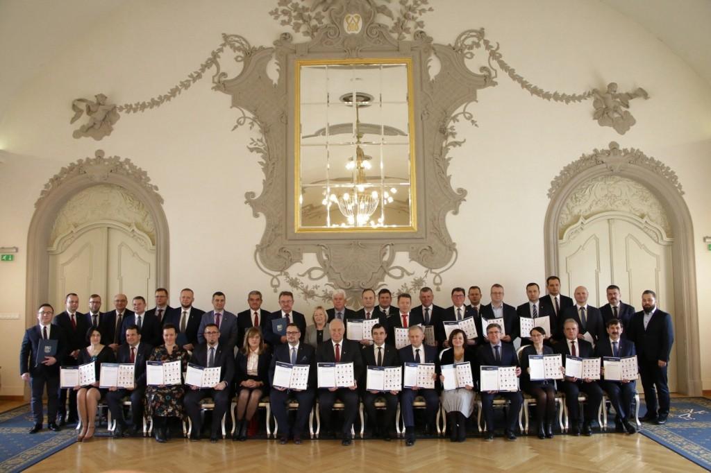 Samorządy Zagłębia Miedziowego razem powalczą o unijne środki
