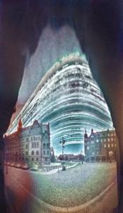 Solarigrafia - Urząd miasta