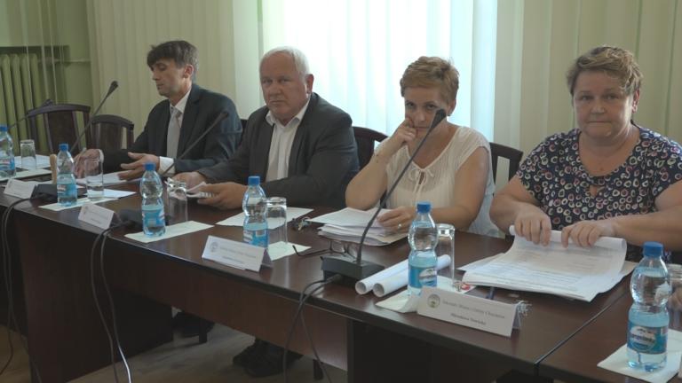 """""""Nie"""" dla bezpłatnej komunikacji w Chocianowie (WIDEO)"""